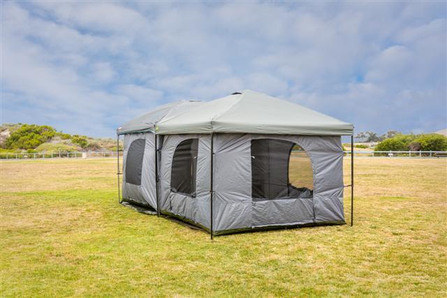 Standing Room 100 hanging Tent & Standing Room 100 hanging Tent - Standing Room Tents
