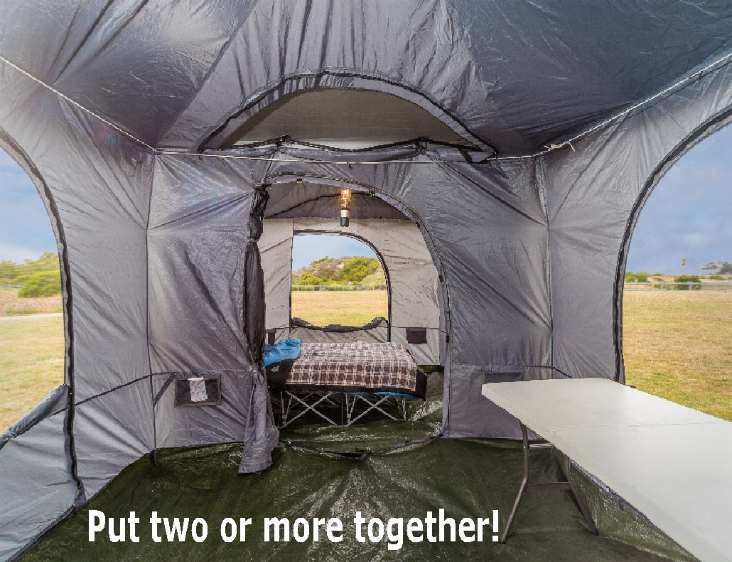 Standing Room 100 hanging Tent : easy tent to put up - memphite.com